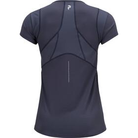 Peak Performance Cappis Tee Women dark slate blue